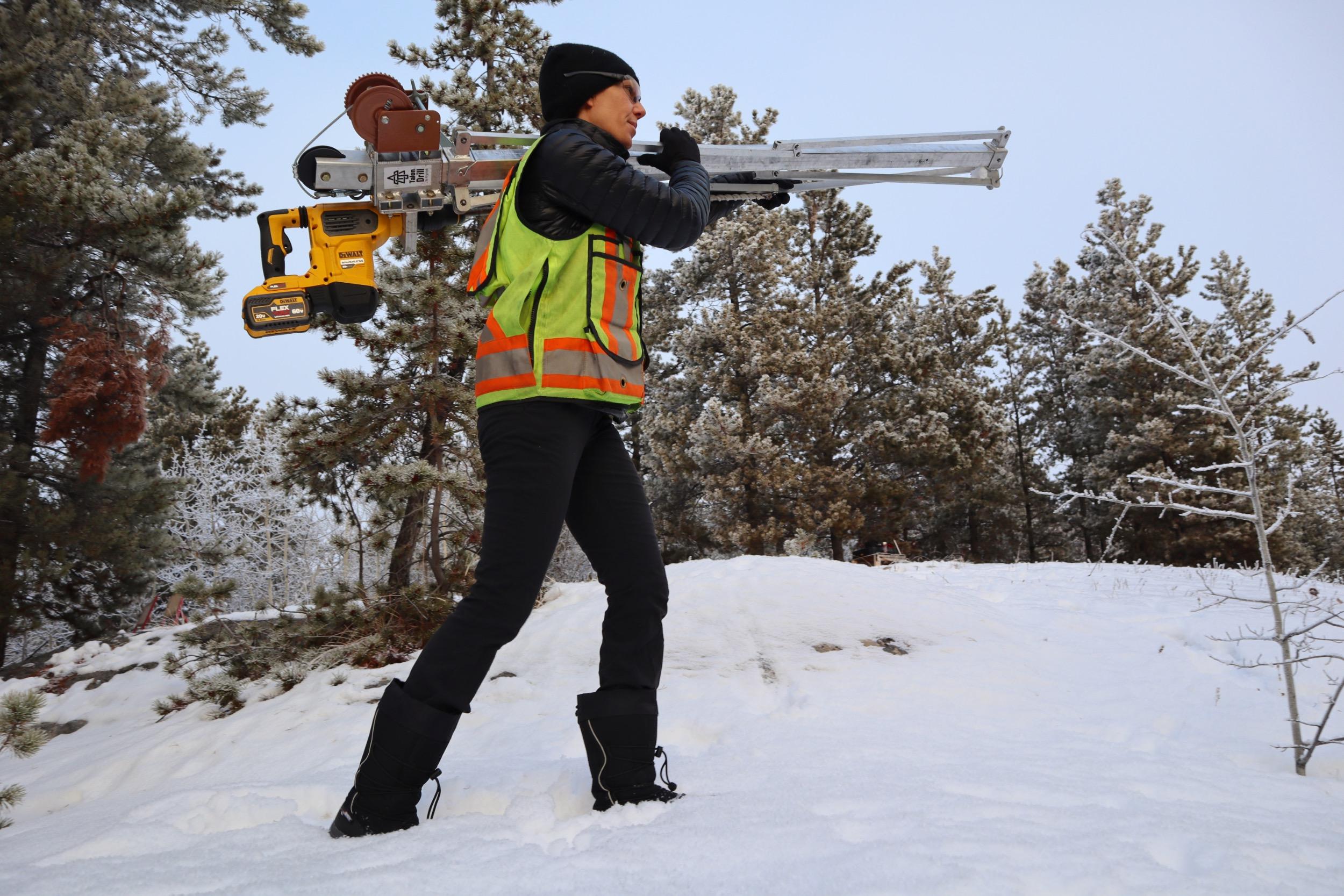 Talon Drill image